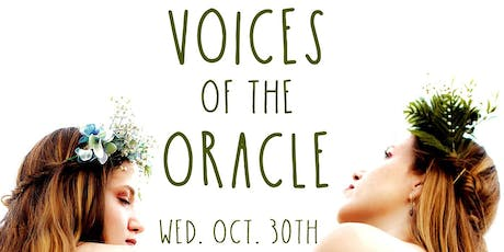 Voices of the Oracle ~ A Night of Music, Meditation and Mediumship tickets