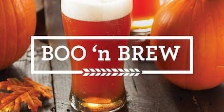 Boo 'n Brew tickets