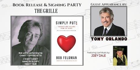Bob Feldman Book Release & Signing Party tickets