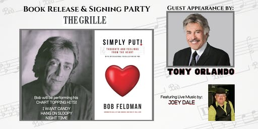 Bob Feldman Book Release & Signing Party