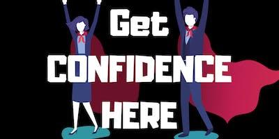 Confidence BOOSTER workshop