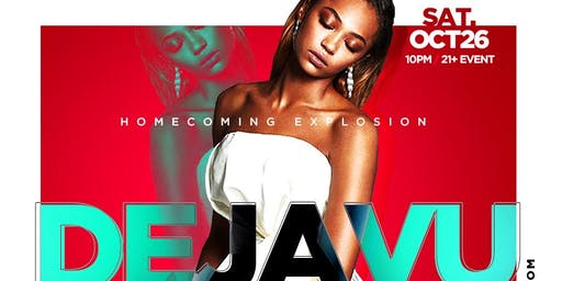 """""""DeJAVU"""" """" THE GHOE DOWNTOWN HC EXPLOSION"""""""