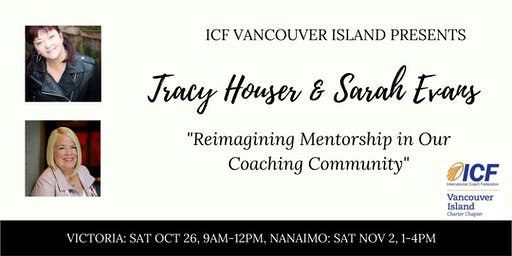 Reimagining Mentorship in Our Coaching Community with Tracy Houser and Sarah Evans