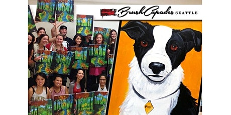Learn to Paint Your Pet!! (04-17-2020 starts at 7:00 PM) tickets
