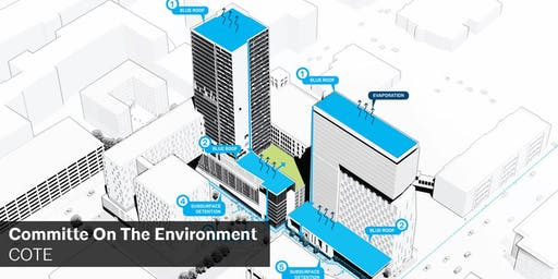 AIA Detroit COTE October 2019 Meeting: Design for Water