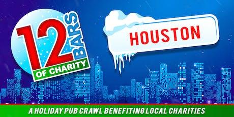 12 Bars of Charity - Houston 2019 tickets