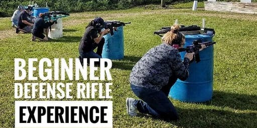 AR-15 Defense Rifle Experience I: November