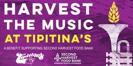 4th Annual Harvest the Music tickets