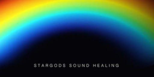 Sound & Color Bath with Stargods