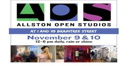 2019 Allston Open Studios