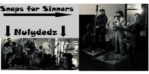 Halloween Costume Soiree feat Nulydedz   &  Snaps for Sinners