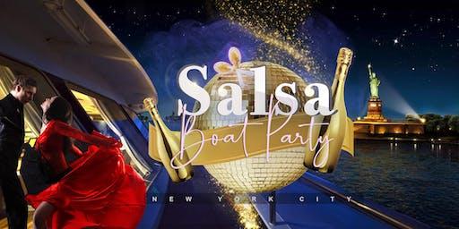 Salsa Boat Party New York City Yacht Cruise Manhattan