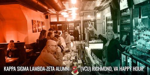 KSLZAA Third Thursday: Richmond-February