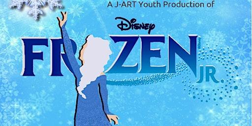 Frozen Jr. On Stage