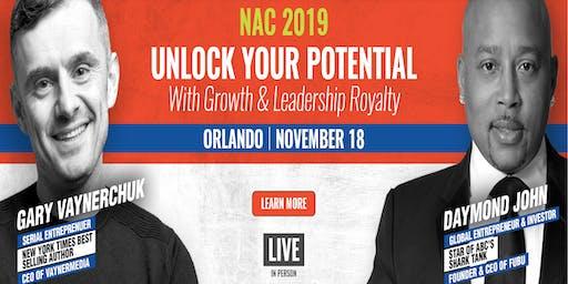Gary Vaynerchuk & Daymond John Live! Orlando