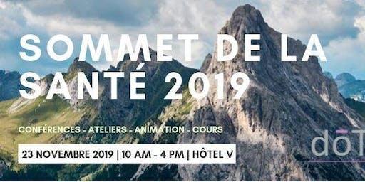 Sommet de la santé 2019