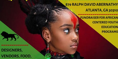 Back To Africa Youth Fashion Show tickets