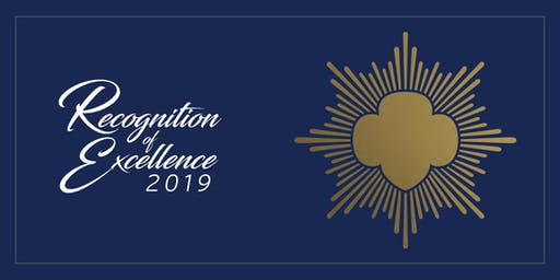 2019 Recognition of Excellence Award Ceremony and Luncheon