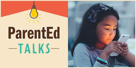 Connected Kids: Overcoming the Screen-Time Battle, A talk by The Screentime Consultant Emily Cherkin tickets