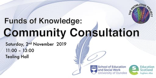 Funds of Knowledge Project: Community Consultation