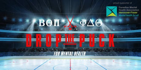 Drop the Puck for Mental Health tickets