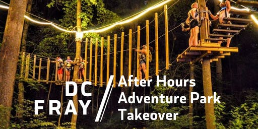 After Hours Adventure Park Adult Take Over