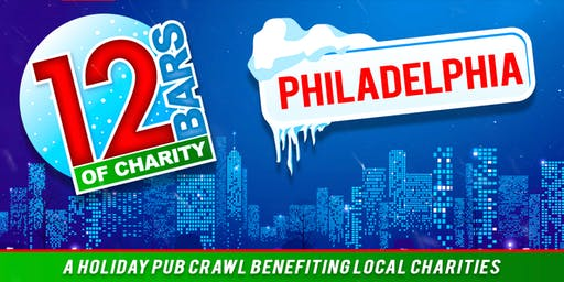 12 Bars of Charity - Philadelphia 2019