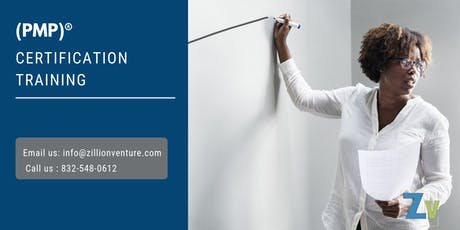 PMP Classroom Training in Nelson, BC tickets