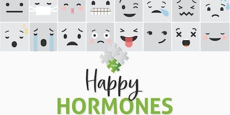 Happy Hormones - The Hormone Connection tickets