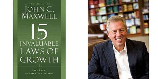15 Invaluable Laws of Growth Mastermind Group - Free Information Session Oct 16th