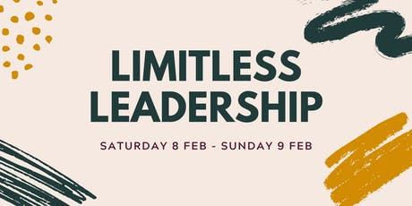 LIMITLESS LEADERSHIP - MELBOURNE tickets