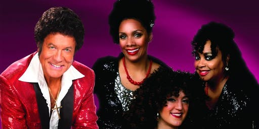 Rogers Tom Jones With The Motown Blossoms