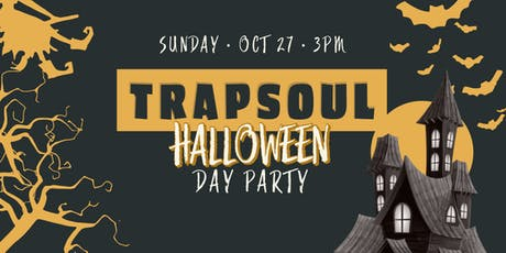 TrapSoul Sunday x Halloween Day Party tickets
