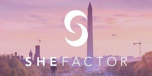 DC SheFactor Squad Kick-Off