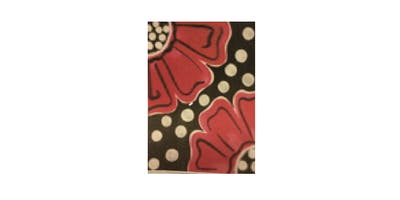 Polka Dot Poppies | $10