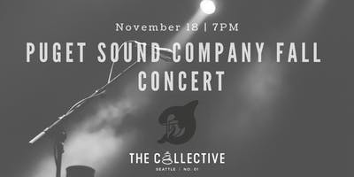 Puget Sound Company Fall Concert