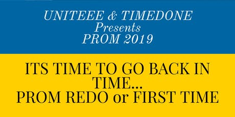 Adult Prom 2019 tickets