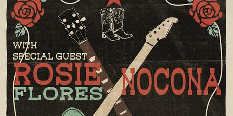 NOCONA with special guest Rosie Flores tickets