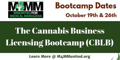 NJ Cannabis Business Licensing Bootcamp (CBLB) Program