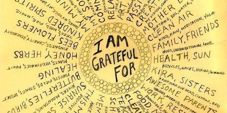 Gratitude Lab tickets