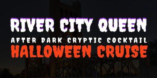 After Dark Cryptic Cocktail Halloween Cruise - River City Queen - Sacramento