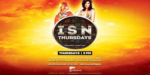 ISN - International Student Night