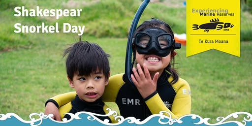 Shakespear Snorkel Day