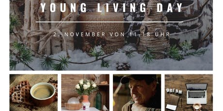 Winterspecial Young Living Day tickets