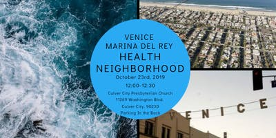 Venice Marina del Rey Health Neighborhood