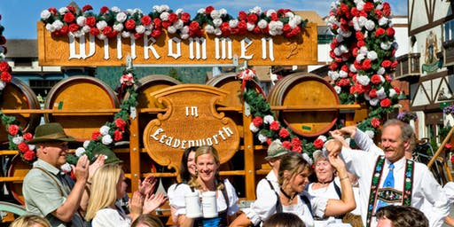 Leavenworth Oktoberfest Transportation ∙ From Seattle & Bellevue