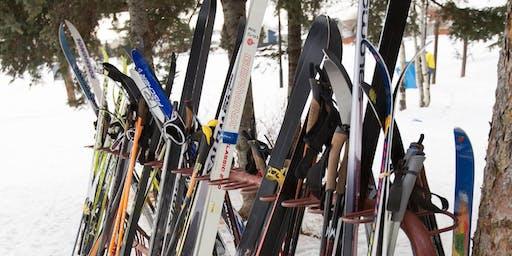 Ski Swap at Birchwood School