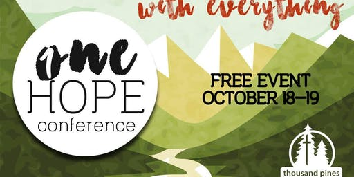 ONE Hope Conference