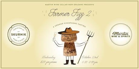 Farmer Fizz 2 tickets