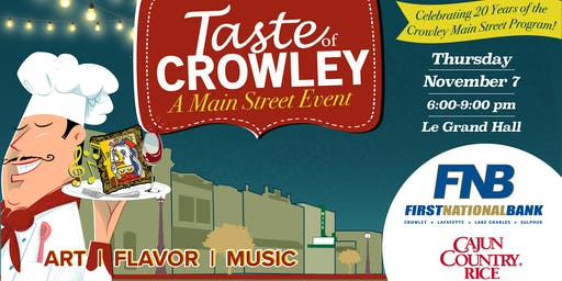 Taste of Crowley